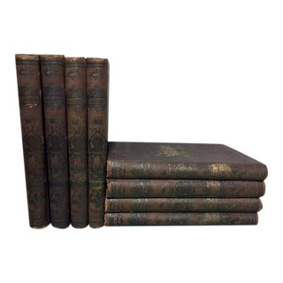 The Pictorial Edition of the Works of Shakespere - Set of 8