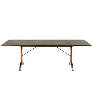 Erickson Aesthetics Bastogne Walnut Dining Table