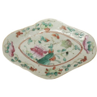 Vintage Chinese Soap Dish