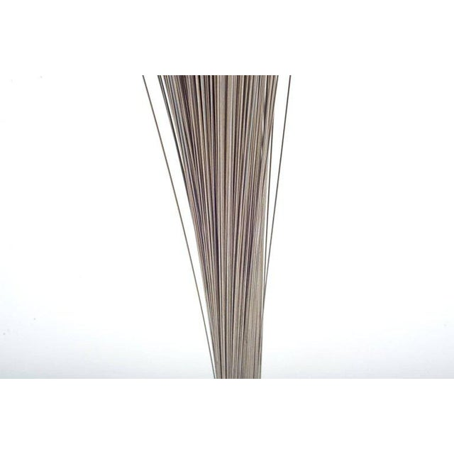 "Harry Bertoia Early Stainless Steel ""spray"" Sculpture, Usa, 1960s - Image 4 of 6"