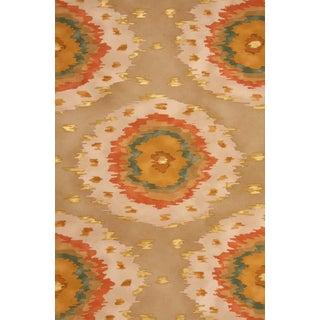 Richloom Platinum Alhambra Ikat Fabric - 10 Yards