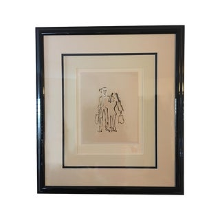 Authentic John Lennon Lithograph