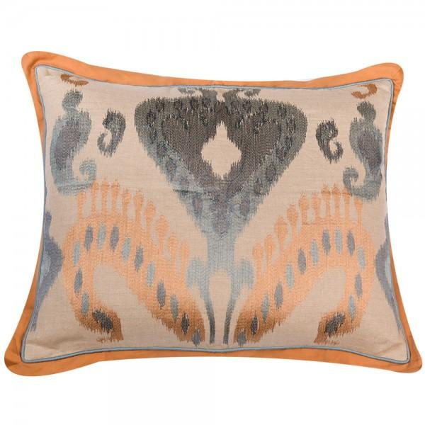 Ikate Embroidered Moroccan Pillow - Image 1 of 3