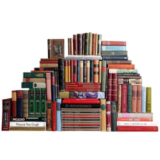 Curated Continental Library - Set of 100
