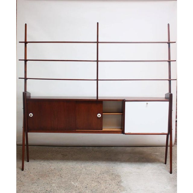 Image of Mid-Century, Italian Modern Freestanding Wall Unit