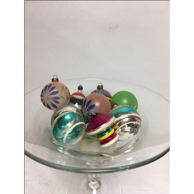 Vintage Assorted Glass Ornaments - Set of 12 - Image 6 of 6
