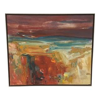'Macoa' Original Oil Painting