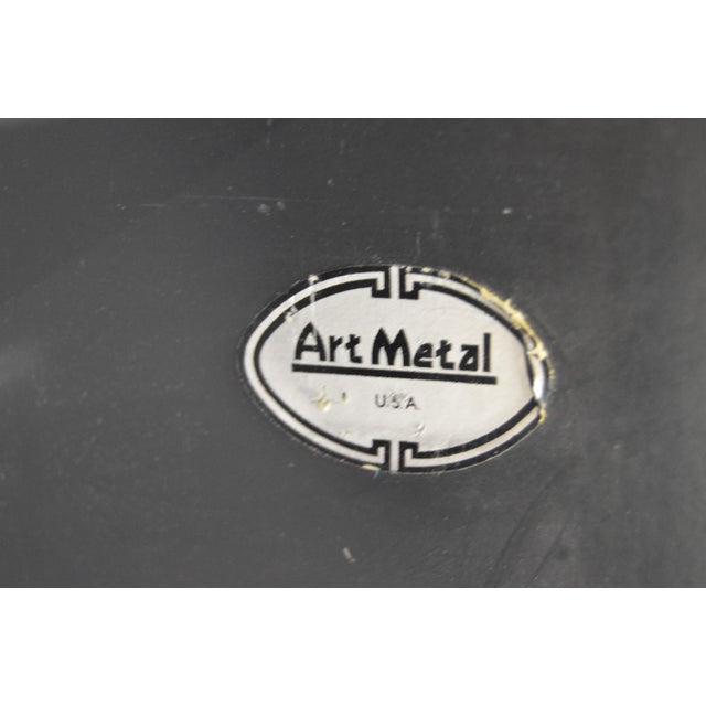 Art Metal for Knoll Int. Mid-Century Office Cabinets - A Pair - Image 8 of 10