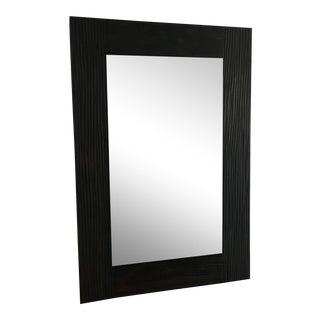 Z Gallerie Wood Mirror