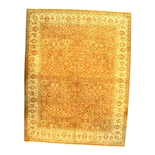 """Pasargad N Y Fine Agra Hand-Knotted Rug - 9' X 11'9"""""""