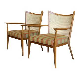 Pair of Lounge Chairs by Paul McCobb