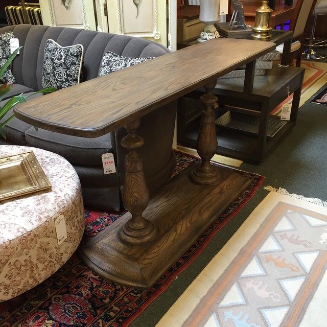 Woodbridge Furniture Greyson Console - Image 2 of 8
