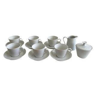 Mid-Century Coffee Service - 14 Pieces