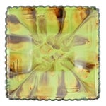 Image of Vintage Marbled Pottery Tray