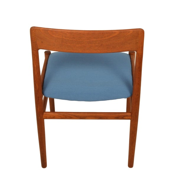 Mid Century Teak Dining Chairs - Set of 4 - Image 5 of 6