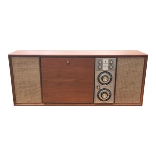 Vintage 1960's Stereo System