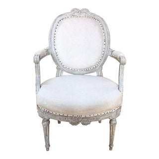 Baker Furniture French Provincial Arm Chair