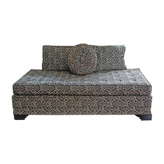 Day Bed - Art Deco