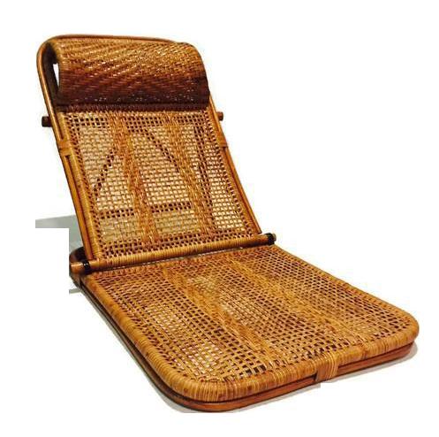 Vintage Rattan u0026 Bamboo Reclining Floor Chair  sc 1 st  Chairish & Vintage Rattan u0026 Bamboo Reclining Floor Chair | Chairish islam-shia.org