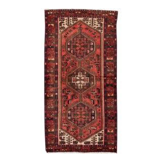 "Apadana - Vintage Persian Rug, 3'1"" x 6'1"""