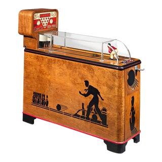 Rock-Ola Ten Pins Bowling Machine