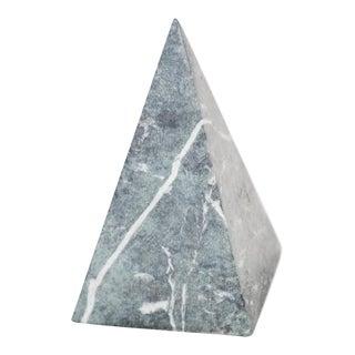 Green Marble Pyramid
