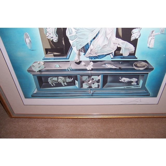 Signed 1979 Dali Print Carmen With Original Bill - Image 7 of 9