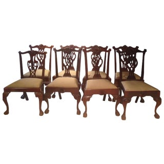 Hickory Chair Mt. Vernon Dining Chairs - Set of 8