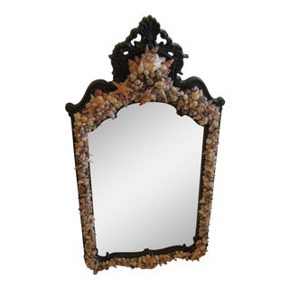 Decorative Shell Wall Mirror