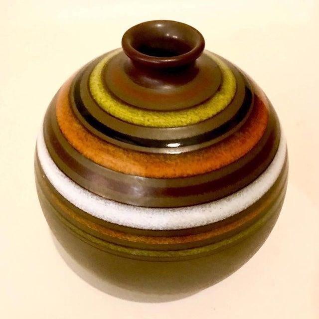 Alvino Bagni Mid-Century Italian Vase - Image 3 of 9