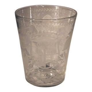Large Flip Glass