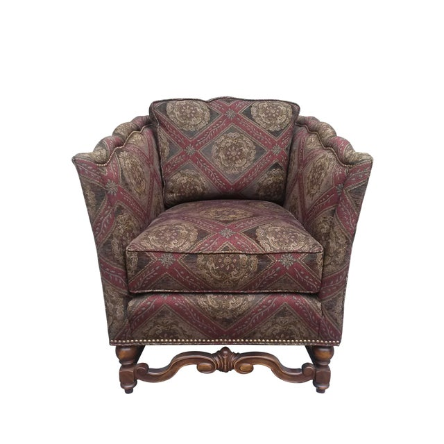French Marquise Style Chairs - Pair - Image 2 of 9
