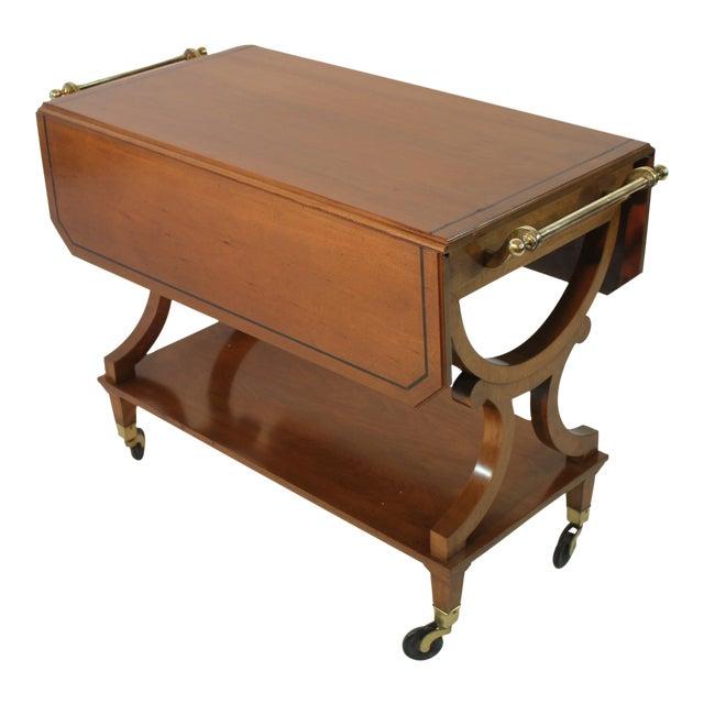 Kaplan Furniture Beacon Hill Serving Cart - Image 1 of 5