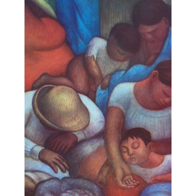 1948 Original Diego Rivera Prints - A Pair - Image 4 of 11