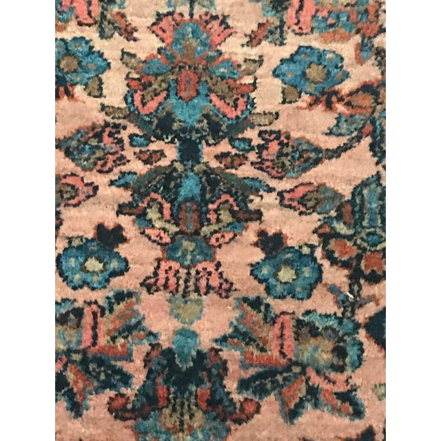 Antique Persian Lilihan Rug - 2′2″ × 3′ - Image 5 of 8