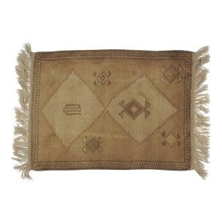 """Leon Banilivi camel Oushak rug, 3'1"""" x 4'"""