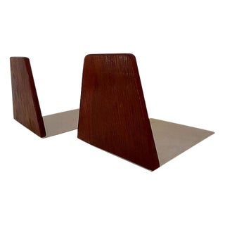 Italian 60's Bookends - A Pair