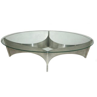 Circa 1970 Maison Charles Coffee Table