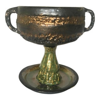 Signed Art Nouveau Goblet