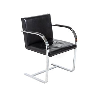 Chrome Brno Chair by Ludwig Mies Van Der Rohe