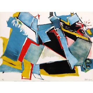 "Jasha Green, ""Untitled 17,"" Lithograph"