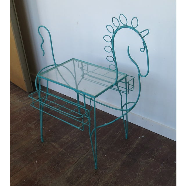 Frederick Weinberg Side Table Bar Cart - Image 3 of 7