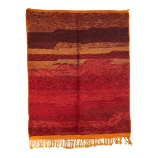 Rare Double sided Berber Rug