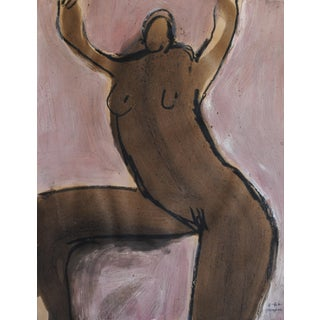 1962 Figurative Painting by Jack Hooper