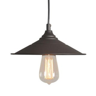 Vintage Industrial Iron Shade Pendant Light