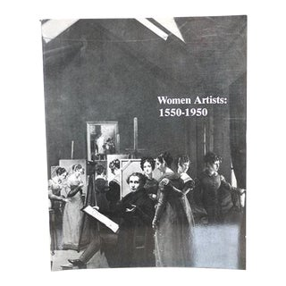 """Women Artists 1550-1950"" Coffee Table Book"