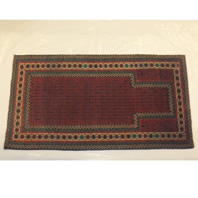 Vintage Baluch Rug - 3' x 5' - Image 2 of 5