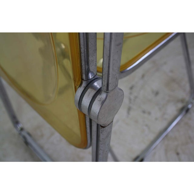 Castelli Plia Lucite Folding Chairs - A Pair - Image 6 of 6