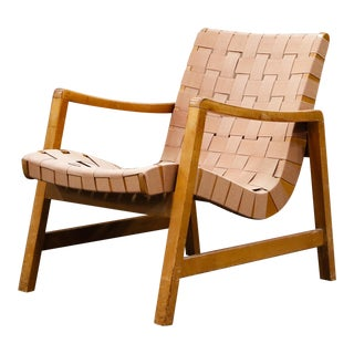 Jens Risom for Knoll Mid-Century Lounge Chair