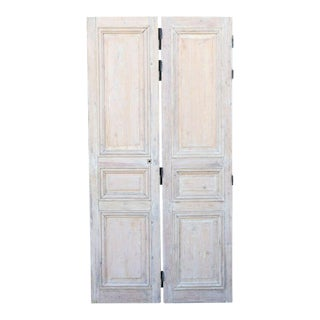 Pair of Louis XVI Pine Doors